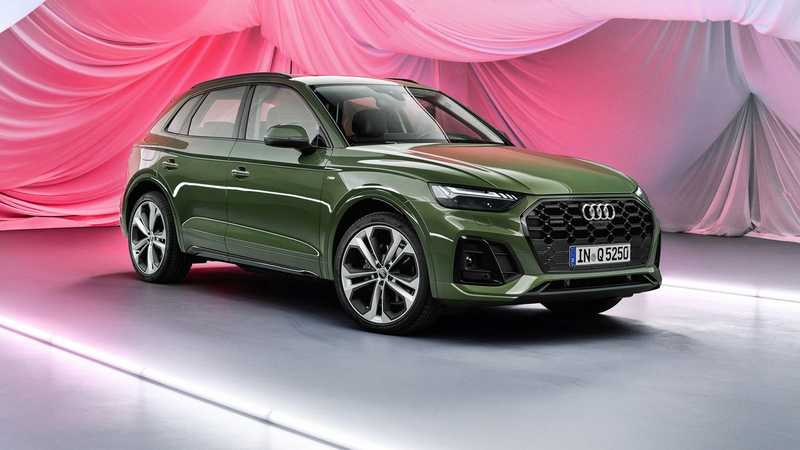 La nouvelle Audi Q5 II version 2021